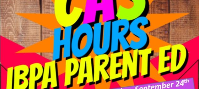 Did you miss the CAS Hours Parent Ed?  We got you covered!