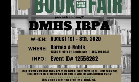 Barnes and Nobles Book Fair